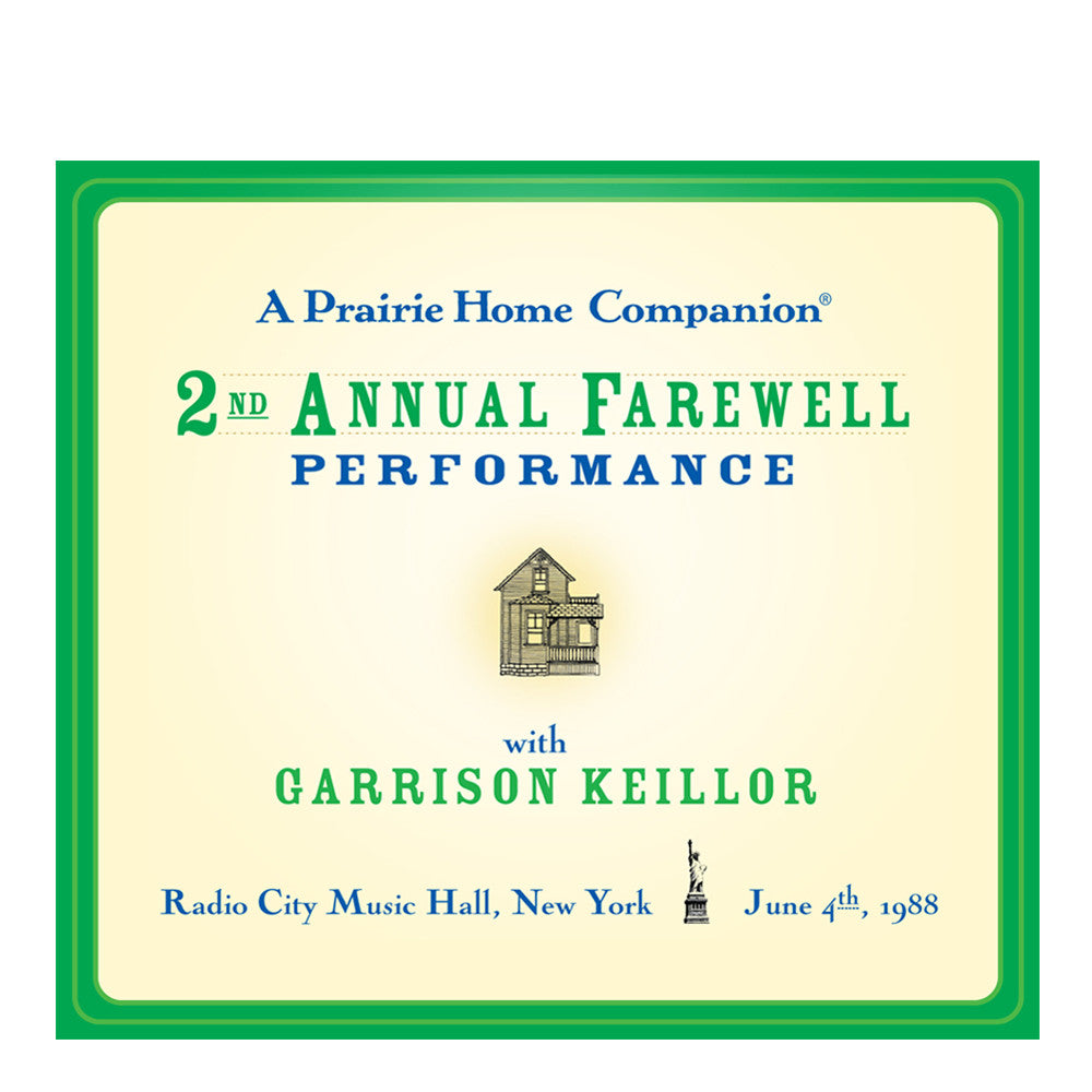 PHC: 2nd Annual Farewell Performance: 2 CDs