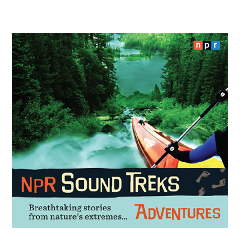 NPR Sound Treks: Adventures