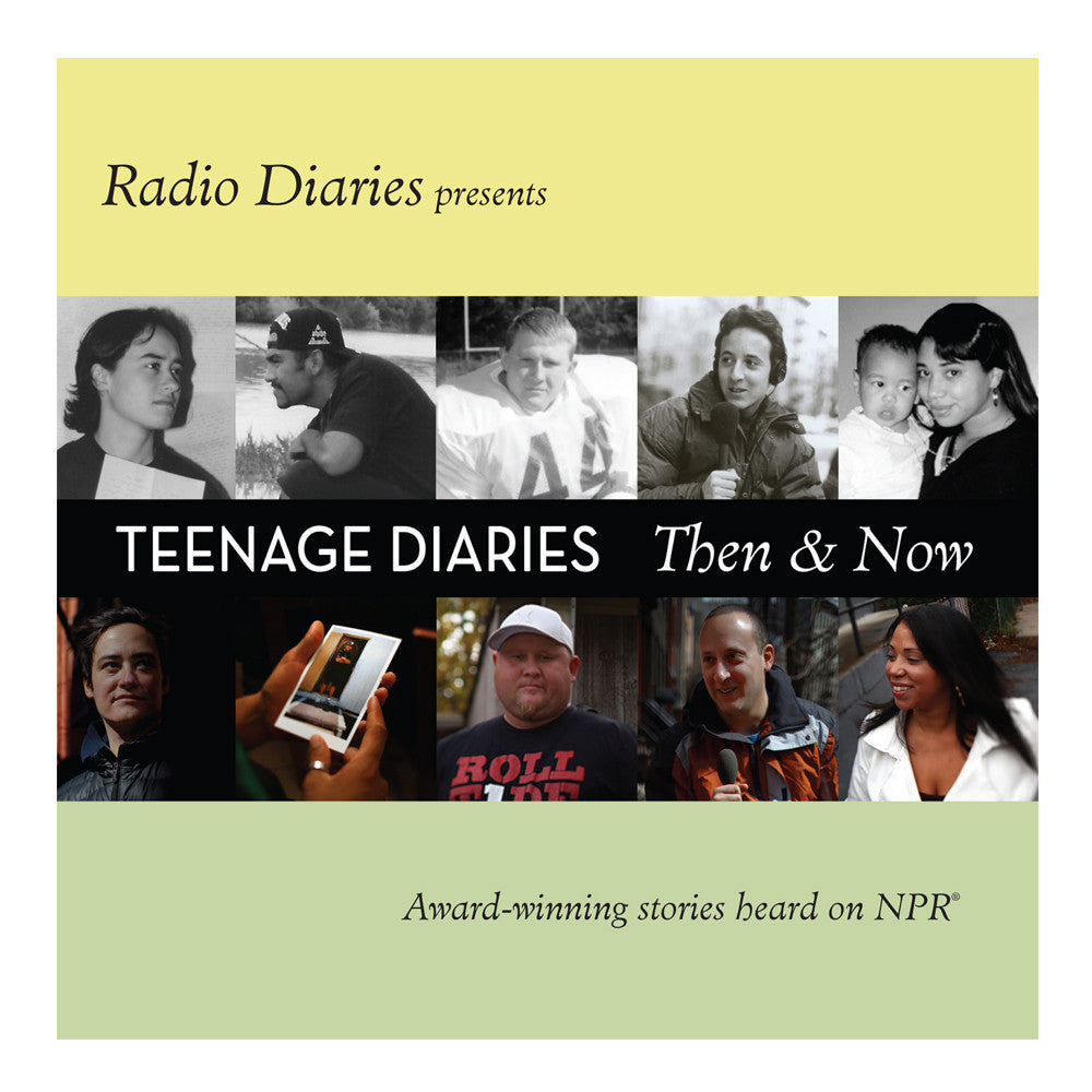 Teenage Diaries:  Then and Now
