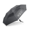 NPR Logo Umbrella Charcoal Grey