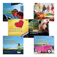 NPR Driveway Moments CD Set