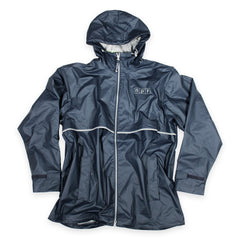 Logo Rain Jacket: Men's