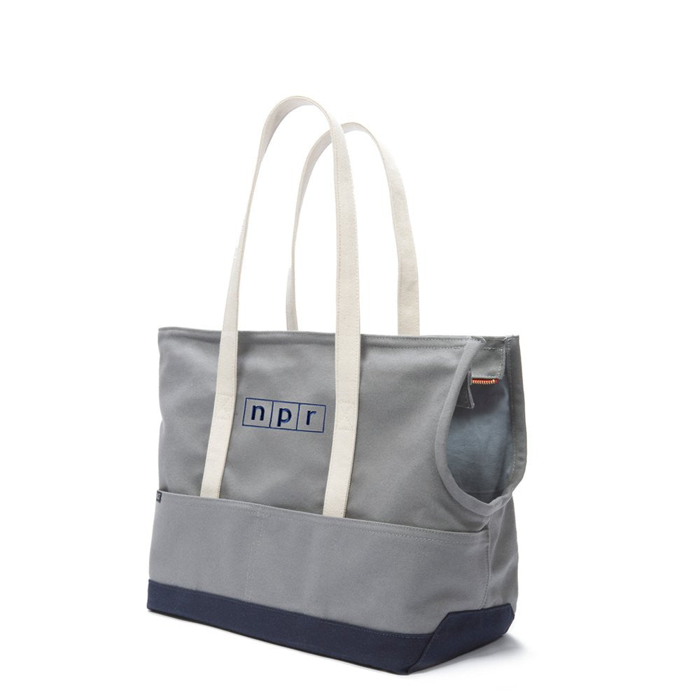 Canvas Pet Tote