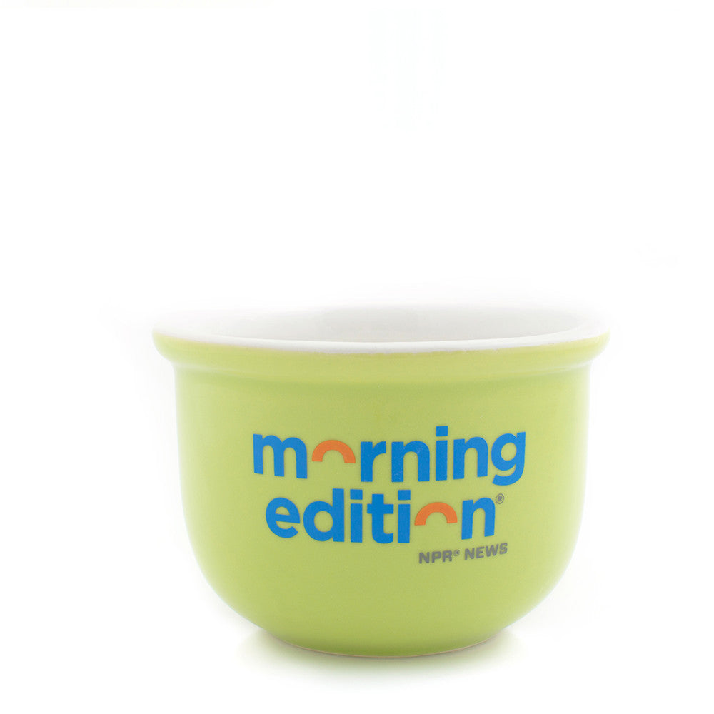 Morning Edition Cereal Bowl
