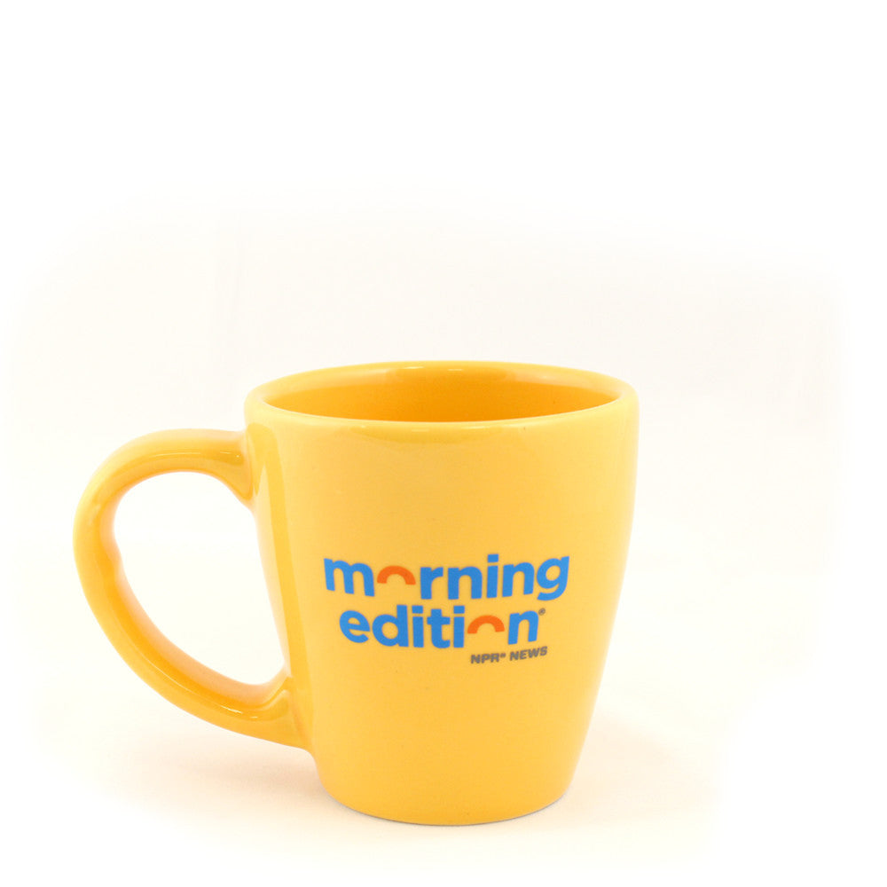 Morning Edition Mug Npr Shop