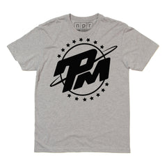 Planet Money Comic Logo Tee