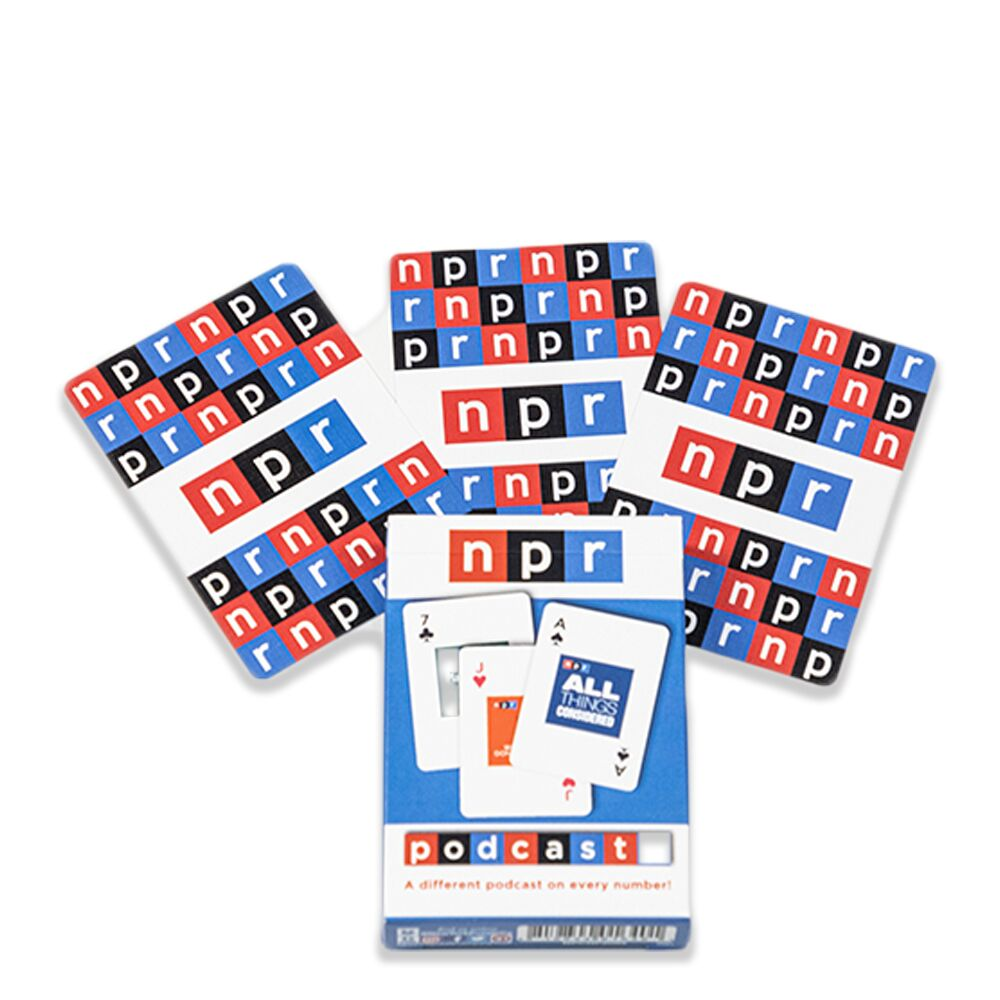 NPR Playing Cards