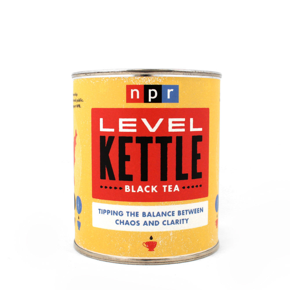 Level Kettle Black Tea