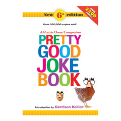 Pretty Good Joke Book 6th Edition