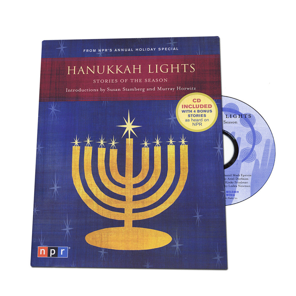 Hanukkah Lights: Stories of the Season