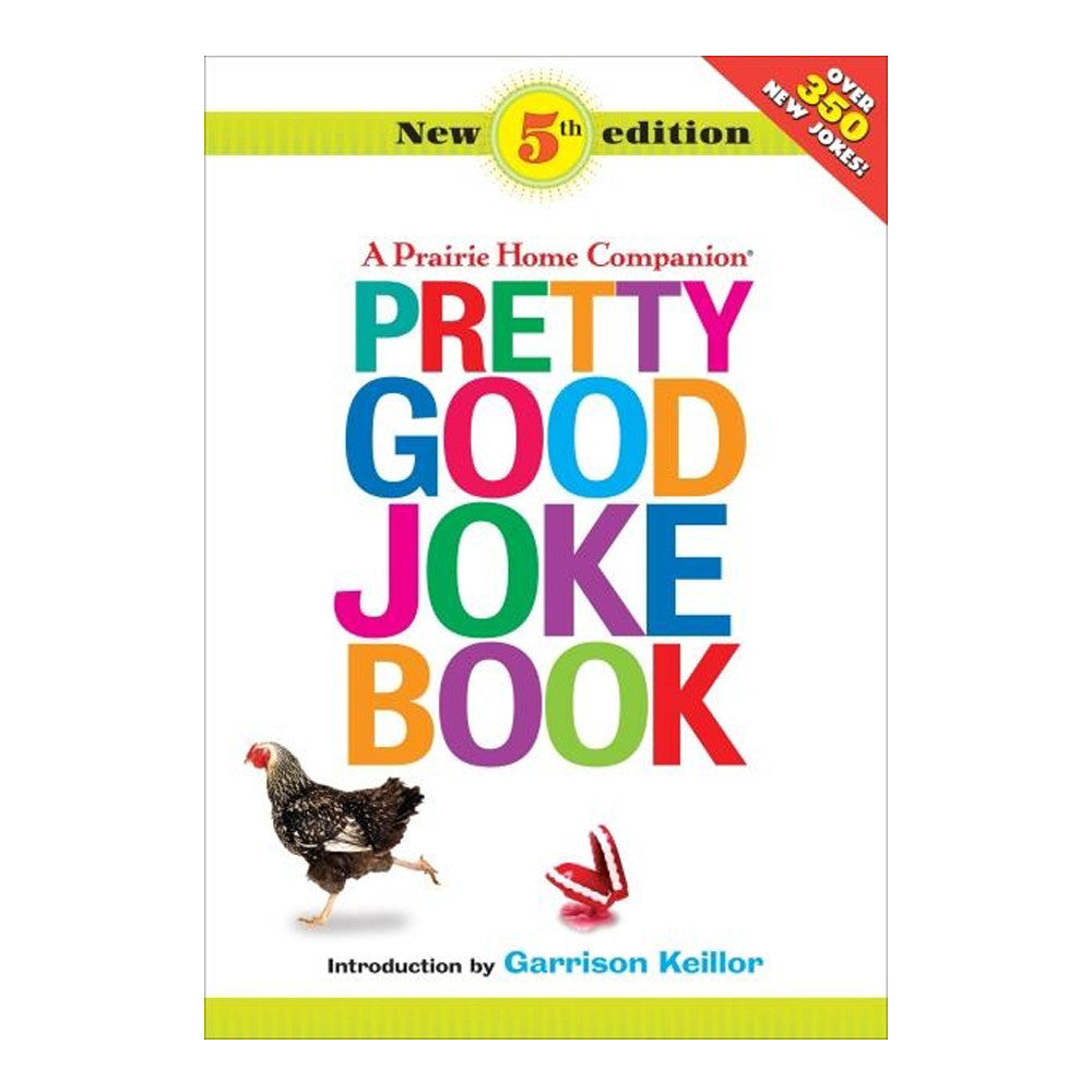Pretty Good Joke Book 5th Edition