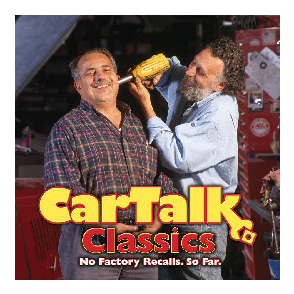 Car Talk Classics:  No Factory Recalls. So Far.