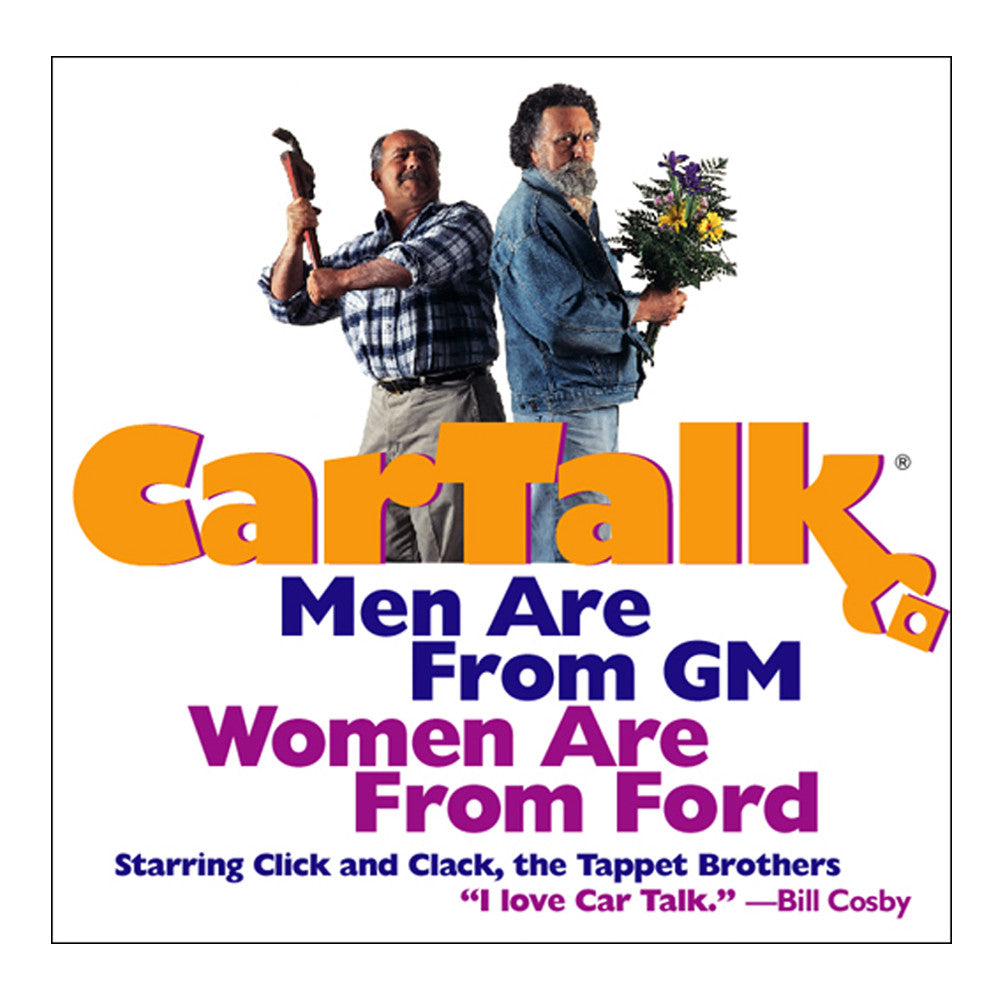 Car Talk: Men are From GM