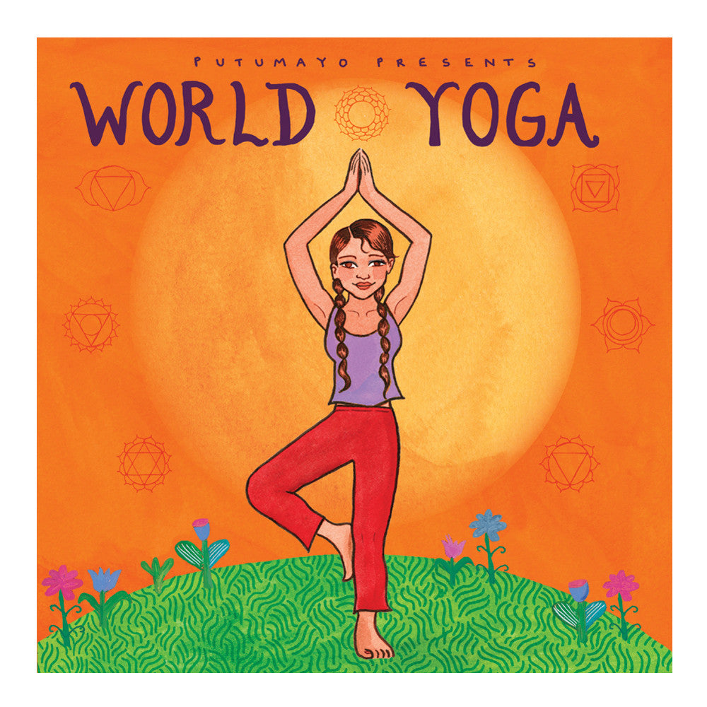 Putumayo's World Yoga