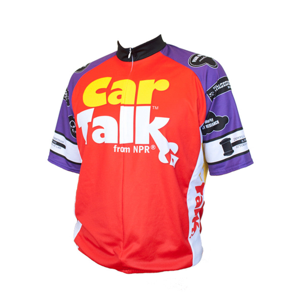 Car Talk Cycling Jersey