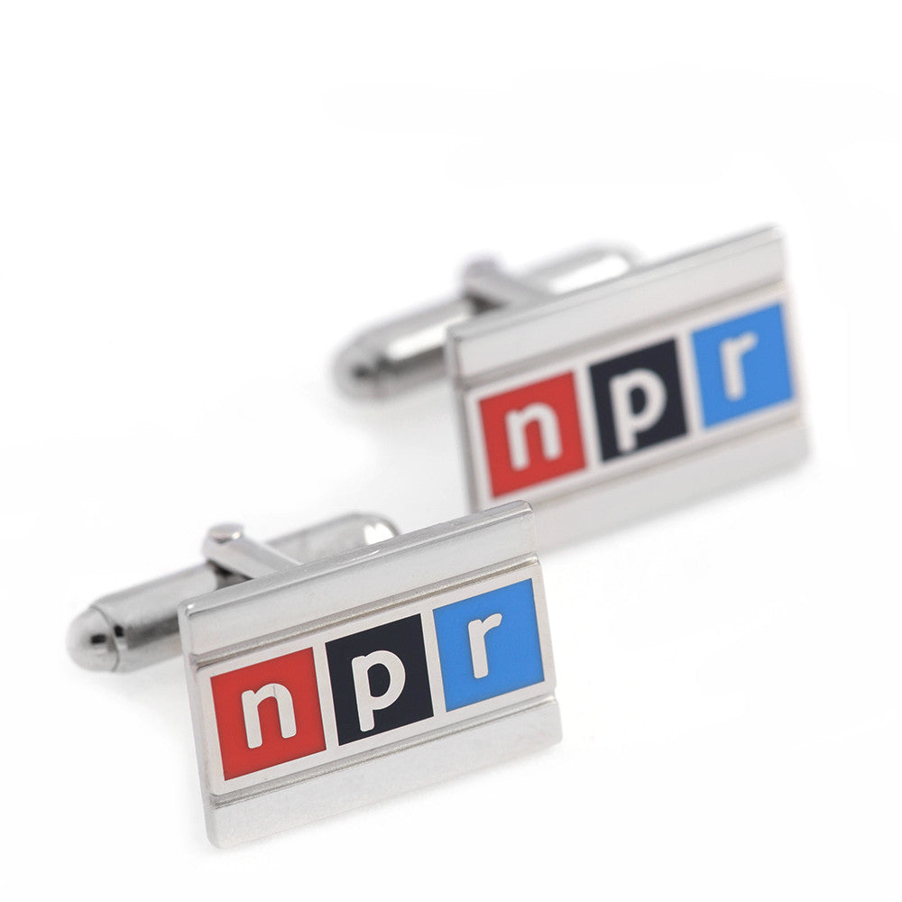 Color Logo Cufflinks