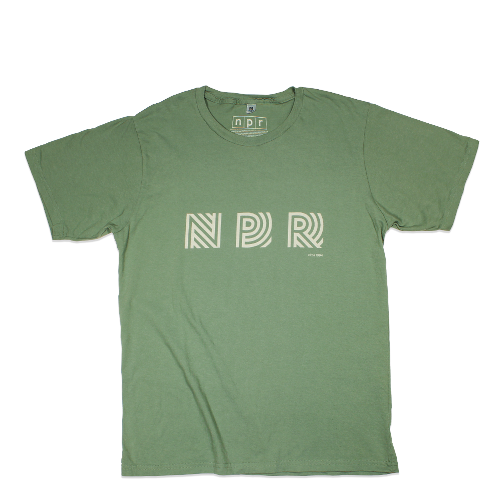 5074e010cd Organic Cotton Retro 90'S T-shirt: Grasshopper