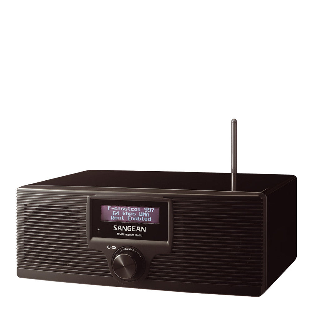 Sangean WFR-20 Wi-Fi Internet Radio & Media Player