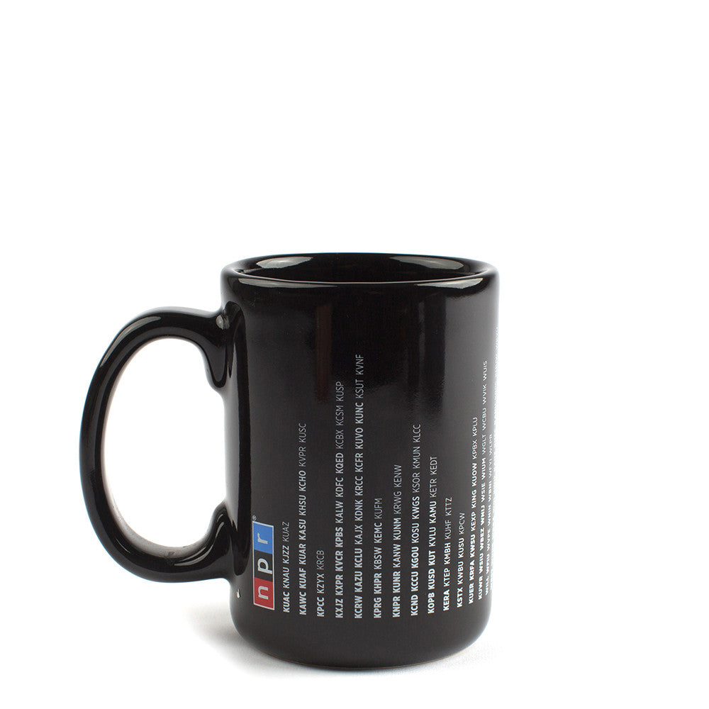 Station Equalizer Mug
