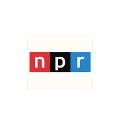 NPR Logo Temporary Tattoo