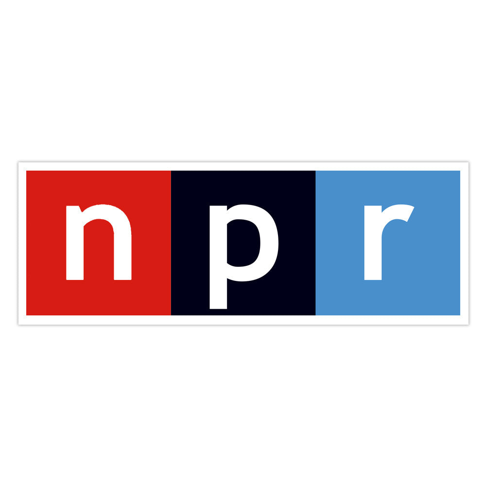 NPR Window Decal