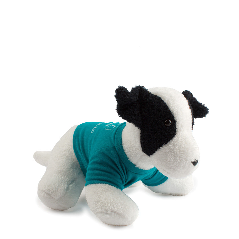 NPR Stuffed Animal:  Nipper the Newshound