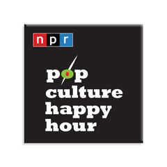 Pop Culture Happy Hour Magnet