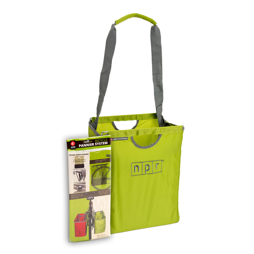 Packbasket Bicycle Kit