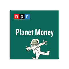 Planet Money Magnet