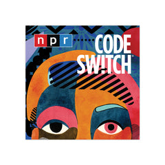 Code Switch Podcast Tile Sticker
