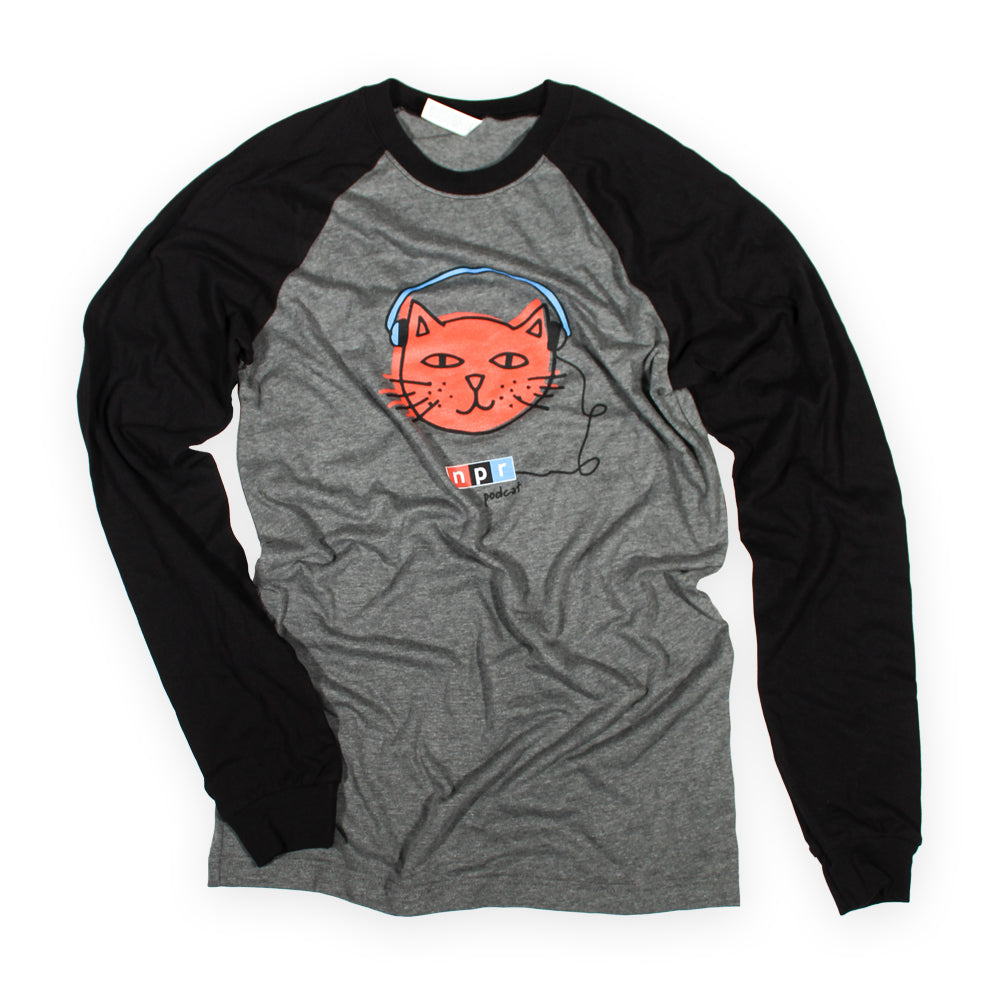 Podcats Long Sleeve T-shirt
