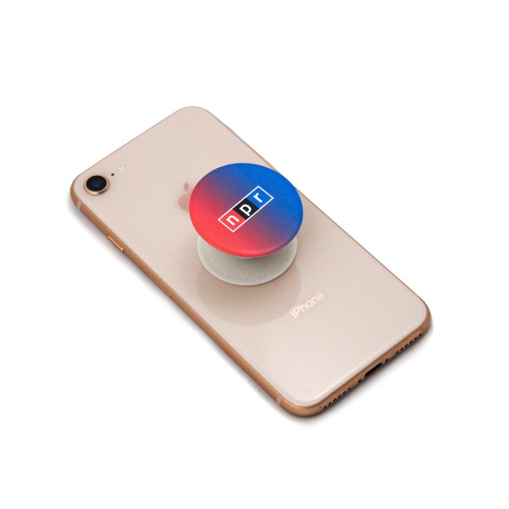 Gradient Logo PopSocket