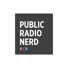 Public Radio Nerd Sticker