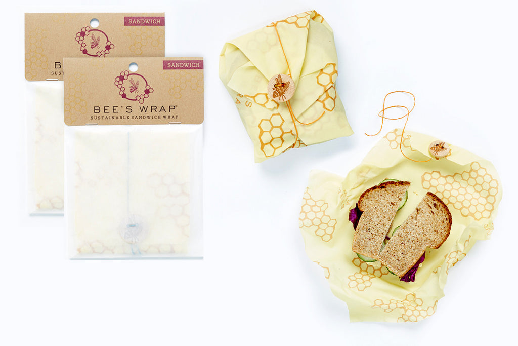 Bee's Wrap-Sandwich Wraps