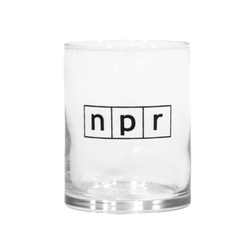 NPR Shot Glass