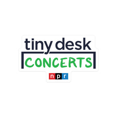 Tiny Desk Concerts sticker