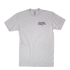 Tiny Desk T-Shirt: Silver