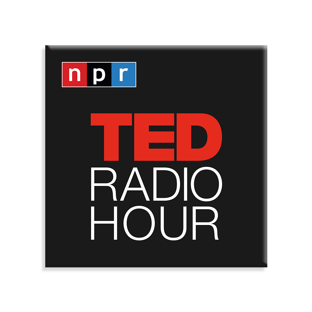 Ted Radio Hour Magnet
