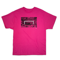 Tiny Desk Graphic T-Shirt: Pink