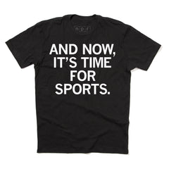 Weekend Edition Sports Tee