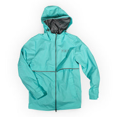 Logo Rain Jacket: Women's