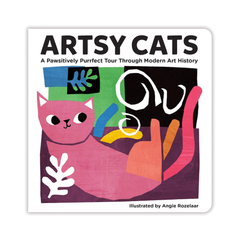 Artsy Cats Books