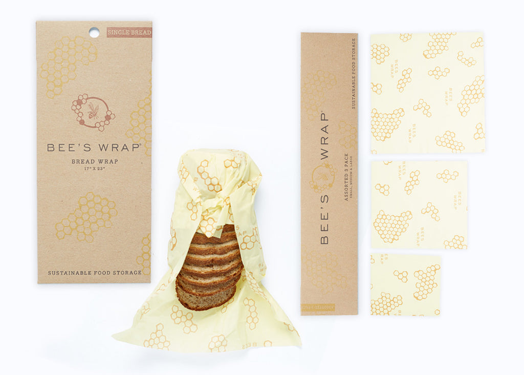 Bee's Wrap-3 pack plus bread wrap