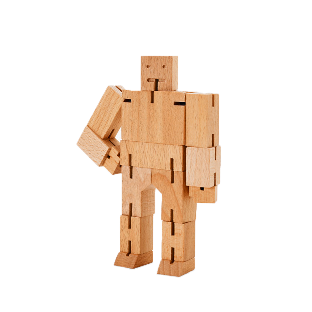 Cubebot: Small