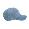 Denim Outline Cap