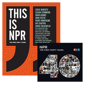 NPR 40th Anniversary Book & CD Collection