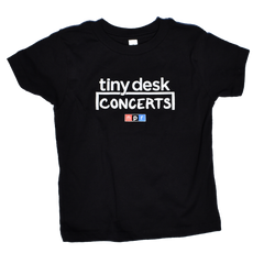 Tiny Desk Toddler and Kids T-Shirt