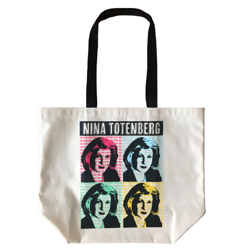 This is my Nina Totin' Bag