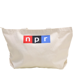 Classic NPR Oversized Tote