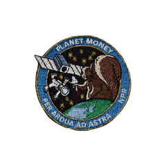 Planet Money Patch